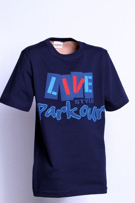 Tričko PARKOUR live style