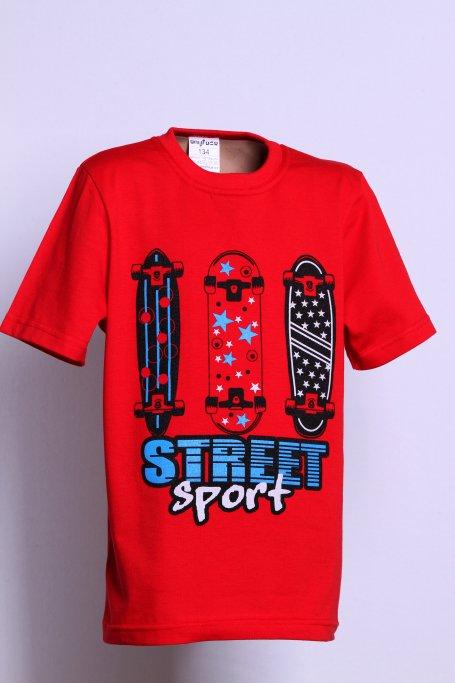Tričko SKATEBOARD