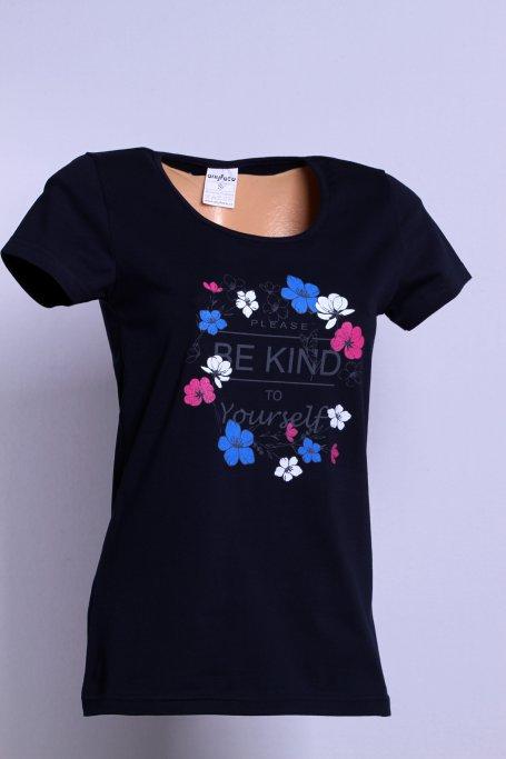 Tričko dámské BE KIND