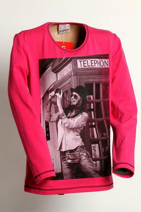 Tričko TELEPHONE